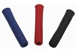 Moroso Performance Products - Moroso High-Temperature Boot Sleeves - SFI 3.3/10 Rateds Sleeves - Red (Pair)