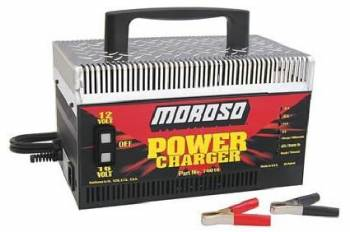 Moroso Performance Products - Moroso Power Charger Dual Purpose Battery Charger - 12-16 Volts At 30 Amps