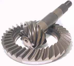 Motive Gear - Motive Gear AX Performance Lightweight Ring and Pinion Set - 5.29:1 Ratio - Ford - 9""