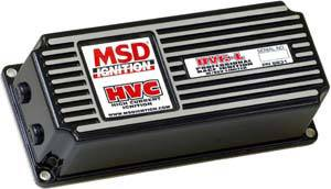 MSD - MSD 6 HVC - Professional Race w/ Rev Control Deutsch Connectors