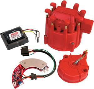 MSD - MSD Ultimate HEI Distributor Upgrade Kit - GM