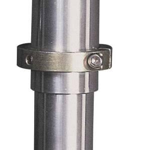 MSD - MSD Adjustable Distributor Slip Collar - Chevy