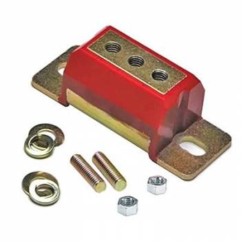 Prothane Motion Control - Prothane GM Transmission Mount - 1 or 2 Bolt Style - Red