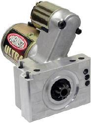 Powermaster Motorsports - Powermaster Ultra Torque Starter - Chevy V8 168 Tooth Flywheel (Staggered Mount) - Chevy Ram Jet 168 Tooth- 350-502