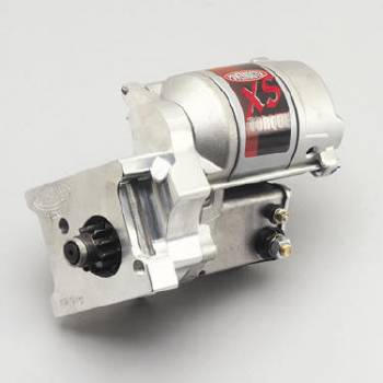 Powermaster Motorsports - Powermaster XS Torque Starter - Chevy Staggered 3 Hole Mount 168 Tooth