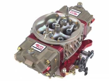 Quick Fuel Technology - Quick Fuel Technology Q-Series 750 CFM Circle Track Carburetor - Mechanical Secondaries - Gasoline