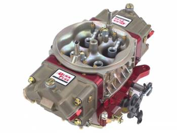 Quick Fuel Technology - Quick Fuel Technology Q-Series 750 CFM Circle Track Carburetor - Mechanical Secondaries - Alcohol