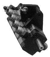 Stock Car Products - Stock Car Products 4 Stage Dry Sump Oil Pump - SB Chevy - Engine Mount