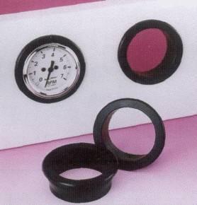 """Seals-It - Seals-It Gauge Isolator Grommet - Fits 2-1/16"""" Diameter Gauges"""