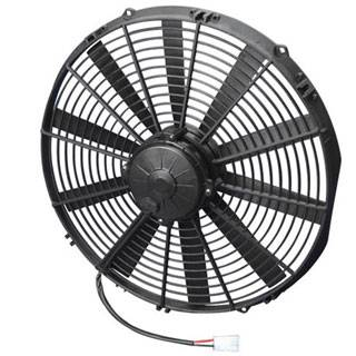 "SPAL Advanced Technologies - SPAL 16"" Puller High Performance Electric Fan - Straight Blade - 1920 CFM"