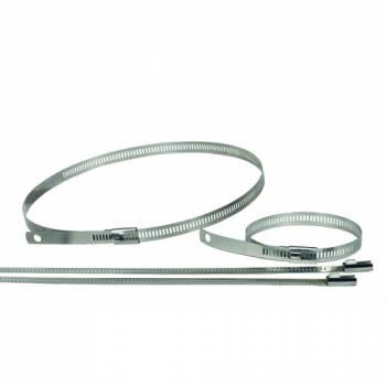 "Thermo-Tec - Thermo-Tec Snap Strap Kit - Includes (6) 18"" Straps"
