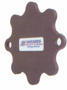 Wehrs Machine - Wehrs Machine Wide 5 Dust Cover -
