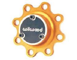 Wilwood Engineering - Wilwood Drive Flange for Wide 5 Hubs - Billet Aluminum - (Gold)