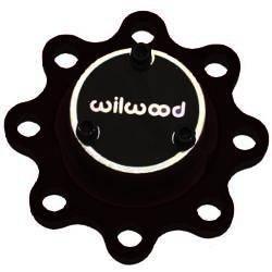 Wilwood Engineering - Wilwood Drive Flange for Wide 5 Hubs - Billet Aluminum - (Black)