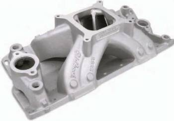 Wilson Manifolds - Wilson Manifolds CNC Ported Victor Intake Manifold - SB Chevy
