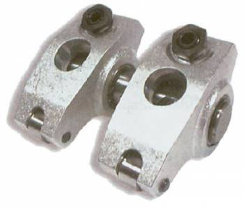 Yella Terra - Yella Terra Platinum Twin Shaft Rocker Arm Kit - SB Chevy 265-400 - 1.55 Ratio - Fits OEM , Bowtie, AFR, Dart, World, Brownfield Cylinder Heads