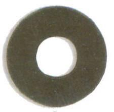 "Yella Terra - Yella Terra Pedestal Spacer - 1.020"" Diameter x .100"" (26mm x 2.5mm)"