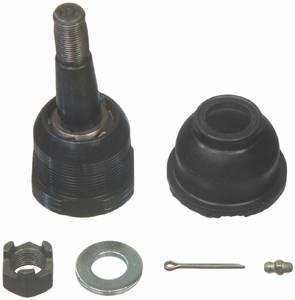 Moog Chassis Parts - Moog Low Friction Lower Ball Joint - Screw-In - Chrysler, Dodge, Plymouth - SUV, Van, Pickup - 2Wd - 57-89 Dodge Truck - Lefthander Style Lower Control Arms
