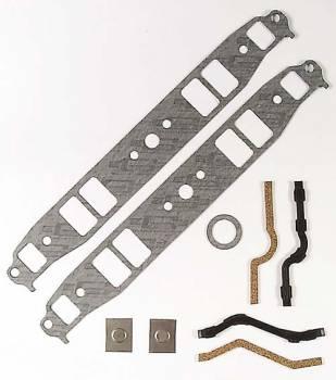 Mr. Gasket - Mr. Gasket SB Chevy Intake Gasket Set - Composite - Stock Port - Chevy - 265, 283 - V8 - Set