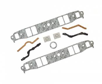 "Mr. Gasket - Mr. Gasket SB Chevy Intake Gasket Set - Composite - 2.10"" x 1.31"" Port - .060"" Thick - SB Chevy - Set"