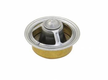 Mr. Gasket - Mr. Gasket High Performance Thermostat - 180° - High-Flow - Copper, Brass - GM , Ford