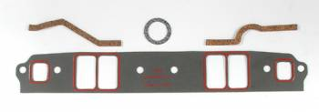 "Mr. Gasket - Mr. Gasket Intake Gasket Set - Ultra Seal - 2.31"" x 1.31"" Port - .0125"" Thick - SB Chevy"