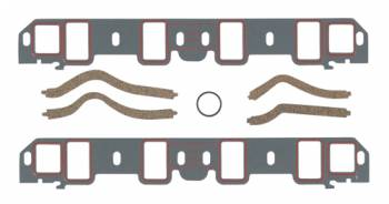 "Mr. Gasket - Mr. Gasket Ultra-Seal Intake Manifold Gaskets - Composite - 2.13"" x 1.25"" Port - .060"" Thick - Ford - 302, 351W"