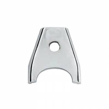 Mr. Gasket - Mr. Gasket Distributor Hold-Down Clamp - Steel - Chrome - Stud Mount - Chevy - Small , BB