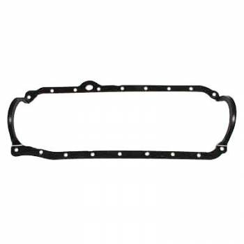 Mr. Gasket - Mr. Gasket Oil Pan Gasket Set - 1-Piece - Rubber, Steel Core - Chevy 1986-95 - 5.0, 5.7L