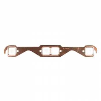 Mr. Gasket - Mr. Gasket Copperseal Header Gaskets - Square Port - SB Chevy