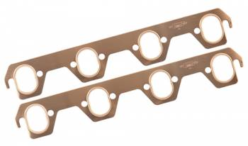 Mr. Gasket - Mr. Gasket Ultra-Seal Header Gaskets - Oval Port - Ford - 5.0, 5.8L