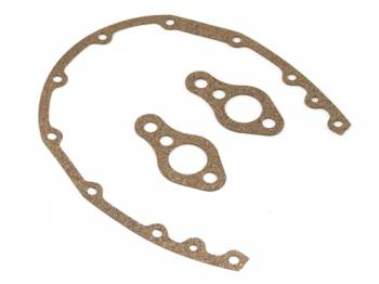 Mr. Gasket - Mr. Gasket Timing Chain Cover Gasket Kit - SB Chevy , 90° V6