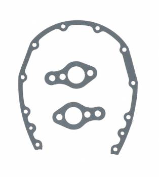 Mr. Gasket - Mr. Gasket Timing Chain Cover Gasket - Gaskets - Timing Cover - SB Chevy , 90° V6