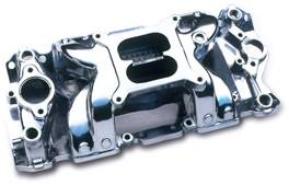 Professional Products - Professional Products SB Chevy Crosswind Intake Manifold - Satin