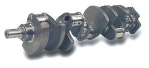 "Scat Enterprises - Scat SB Chevy 4340 Forged Steel Crank - 3.750"" Stroke"