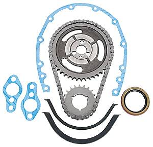Speed Pro - Speed-Pro Timing Chain Set - SB Ford 289-351W - Economy - Double Roller - 84-Up