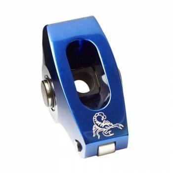 "Scorpion Performance - Scorpion SB Chevy Roller Rocker Arms - 1.6 Ratio - 3/8"" Stud"