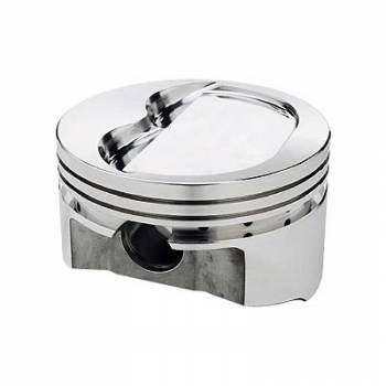 "Sportsman Racing Products - SRP Performance Forged Dished Piston Set - SB Ford - 4.030"" Bore, 3.400"" Stroke, 5.400"" Rod"