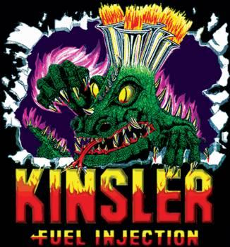 Kinsler Fuel Injection - Kinsler Kfi Fuel Filter w/ -06 AN Fittings