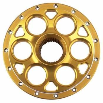 """Weld Racing - Weld 15"""" Sprint Magnum Spline Rear Wheel Center (Aluminum)"""