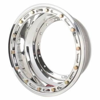 """Weld Racing - Weld Outer Wheel Half w/ Standard Beadlock - 15"""" x 11.25"""""""