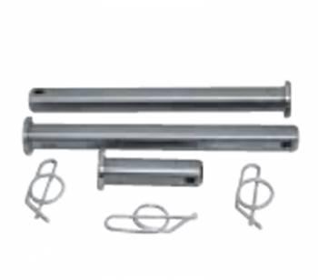"Mettec - Mettec Titanium Jacob Ladder Quick Pin Kit w/ 1/2"" Pin (6 Pieces)"