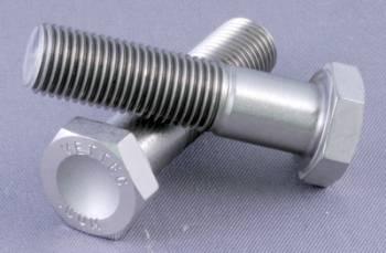 """Mettec - Mettec Titanium 1/4""""-28 x 3/4"""" Hex Head Bolt"""