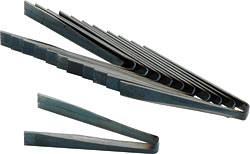 "Van Alstine - Van Alstine #3 Flat Blades 3/32"" - (12 Pack)"