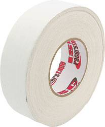 "ISC Racers Tape - ISC Racers Tape Gaffers Tape 2"" x 180 Ft - White"