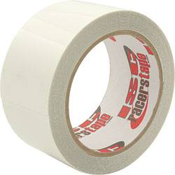 "ISC Racers Tape - ISC Racers Tape Surface Guard Tape - 2"" Clear - 30 Ft - 8"" Mil Thick."