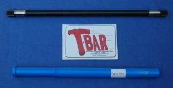 "M&W Aluminum Products - M&W ""T-Bar"" 4340 Torsion Bar - 1000"