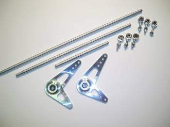 M&W Aluminum Products - M&W Throttle Linkage Kit - Fits Maxim Chassis