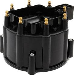 Allstar Performance - Allstar Performance GM HEI Replacement Black Distributor Cap