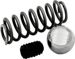 Allstar Performance - Allstar Performance Replacement Spring - Ball and Set Screw for ALL42074 - ALL42076 and ALL42078